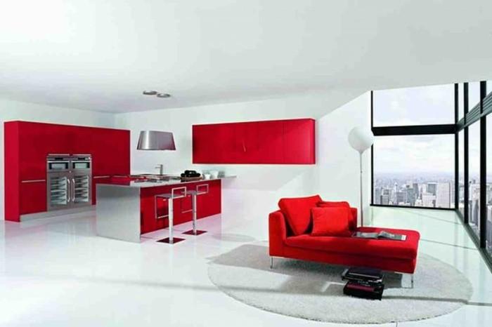 Decoration interieur peinture simulation - Idee couleur maison interieur ...