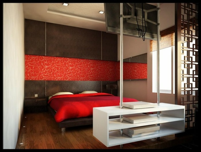 Couleur peinture chambre adulte comment choisir la bonne for Peinture decoration chambre a coucher