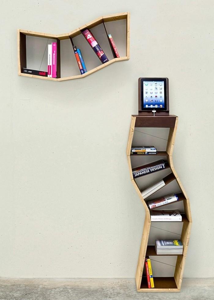 ikea-etagere-en-bois-clair-mur-beige-bibliotèque-murale-en-bois-clair-mur-beige