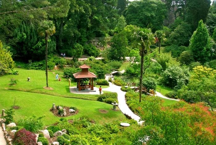 Le plus beau paysage fleuri voyez les meilleures images for Paysage de jardin