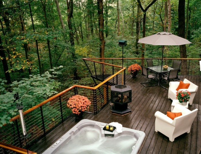 jardinière-à-suspendre-paysagiste-terrasse-aménager-terrasse-idee-deco-balcon-formidable-vue