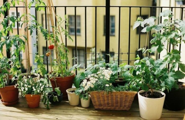 Les meilleures id es comment d corer son balcon - Idee deco pour balcon ...