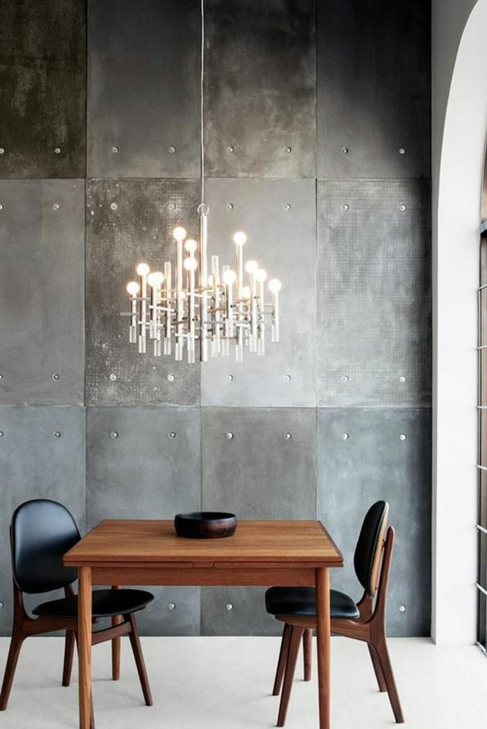 jolie-table-carée-ikea-4-personnes-lustre-design-chic-les-meilleures-table-salle-à-manger