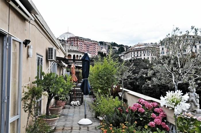 Les meilleures id es comment d corer son balcon - Tapis pour balcon exterieur ...
