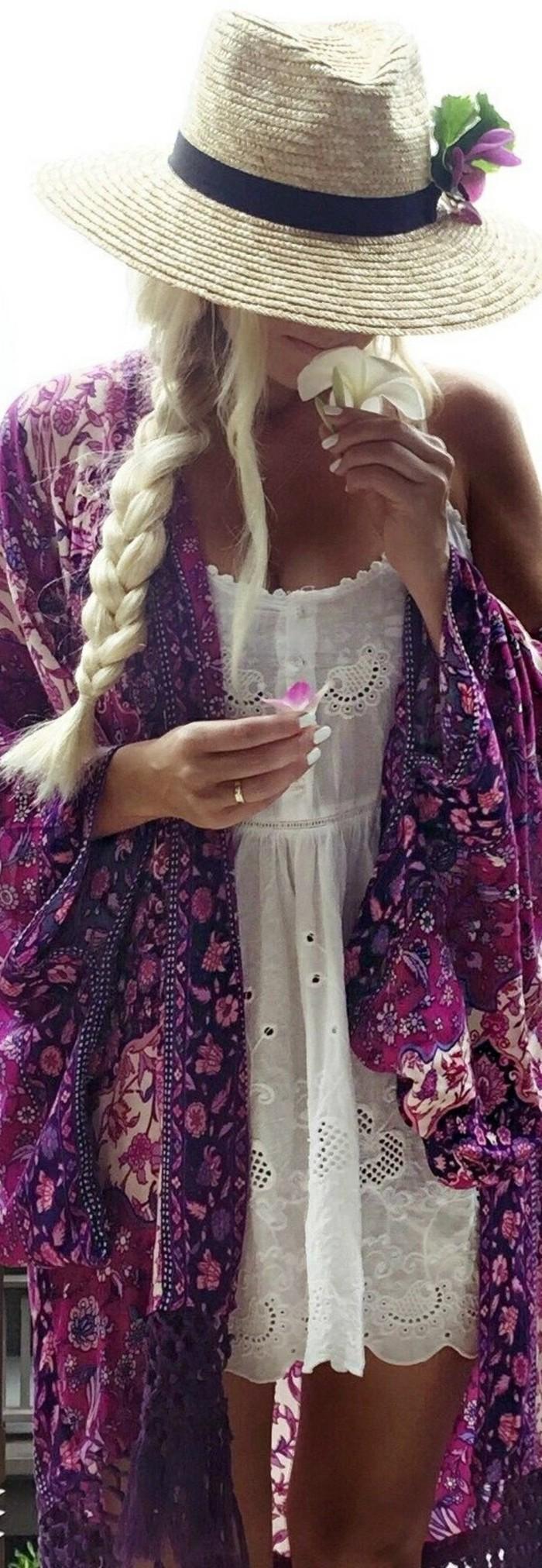 La veste kimono - de la tradition à la modernité