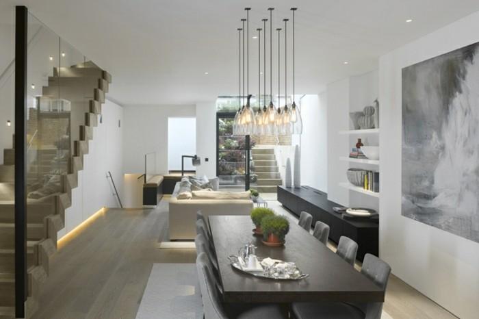 la-suspension-luminaire-leroy-merlin-luminaires-design-lustre-plume-ambiance-salon-et-salle-à-manger