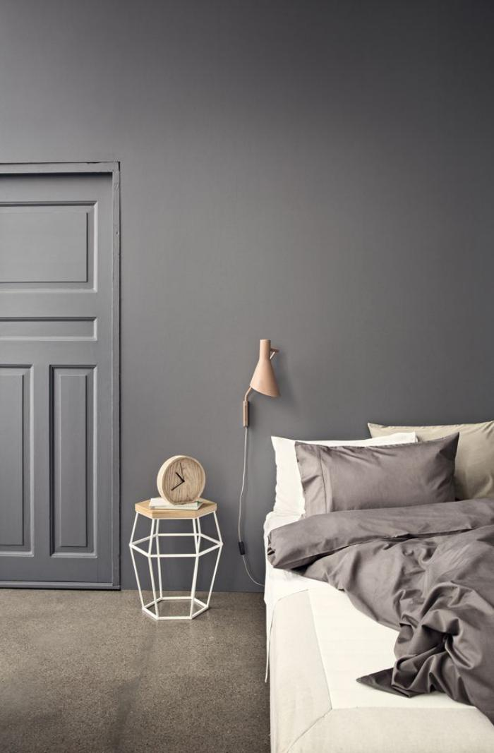 lampes-de-chevet-cool-idee-interieur-en-gris