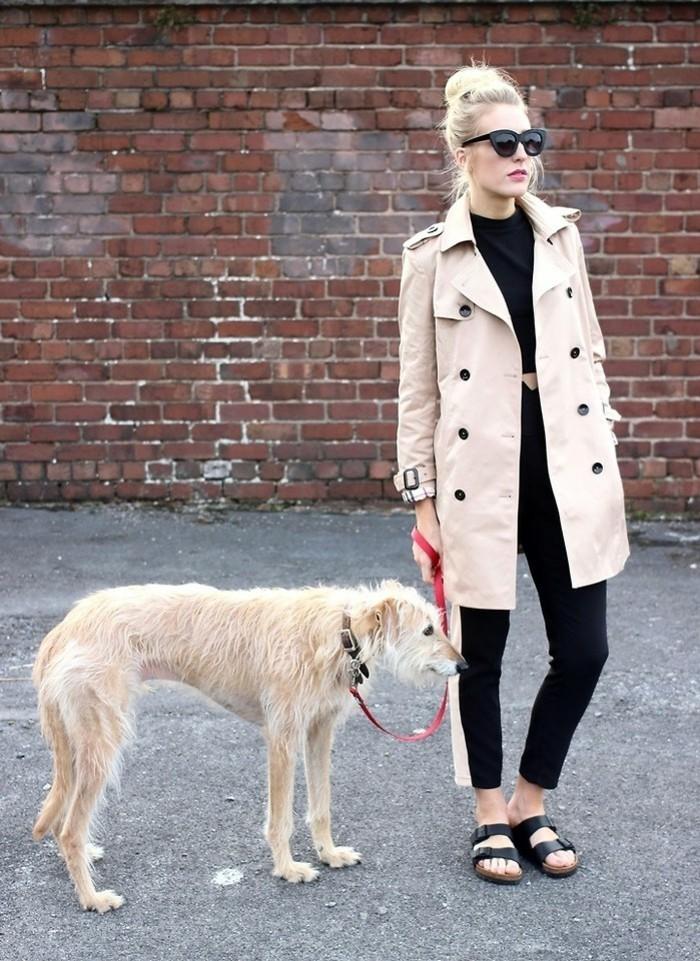 le-trench-coat-femme-coat-impermeable-femme-trench-rose-original-chien-femme