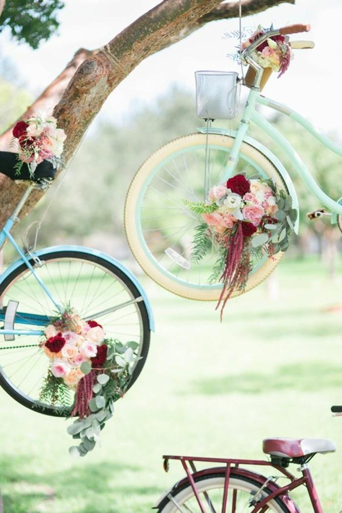 le-vélo-ville-femme-cool-idée-quoi-choisir-pour-velo-inspiration-voir-la-déco-de-mariage