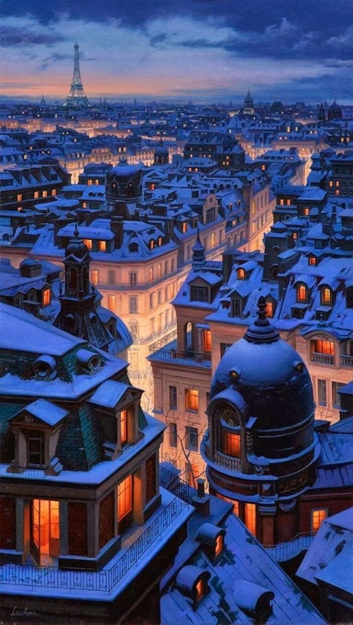 les-nuits-à-paris-la-terrasse-toit-paris-sur-les-toits-belle-vue-de-la-ville-de-paris