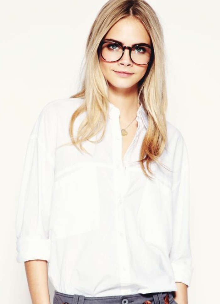 Super Les lunettes sans correction un accessoire top! Comment choisir  WP81