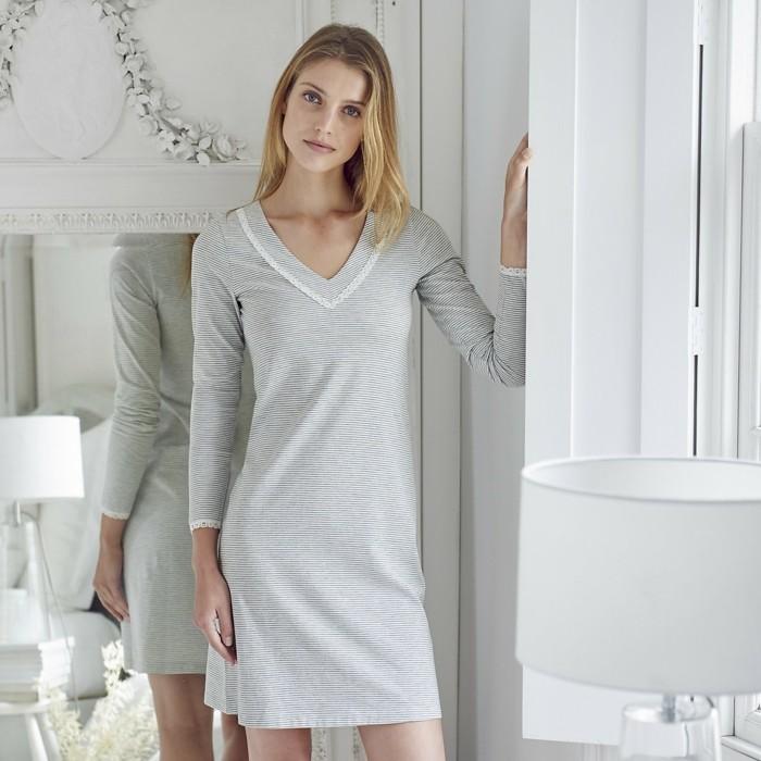 liquette-de-nuit-pyjama-femme-kiabi-chemises-de-nuit-longues
