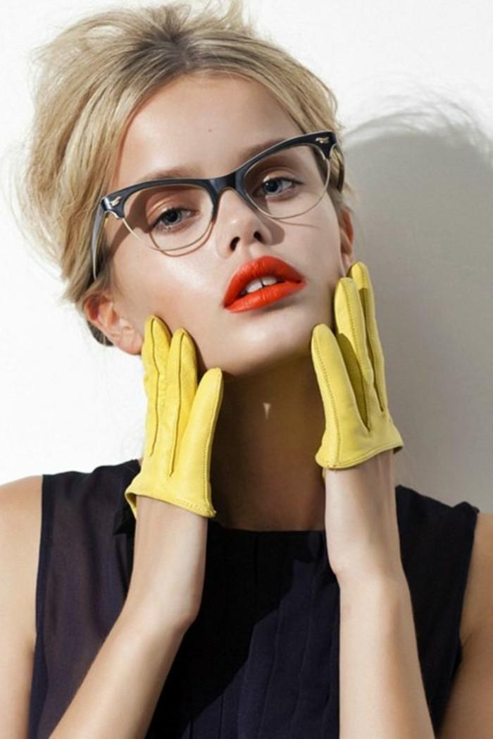 lunette-de-vue-sans-correction-lunettes-de-cue-cat-eye