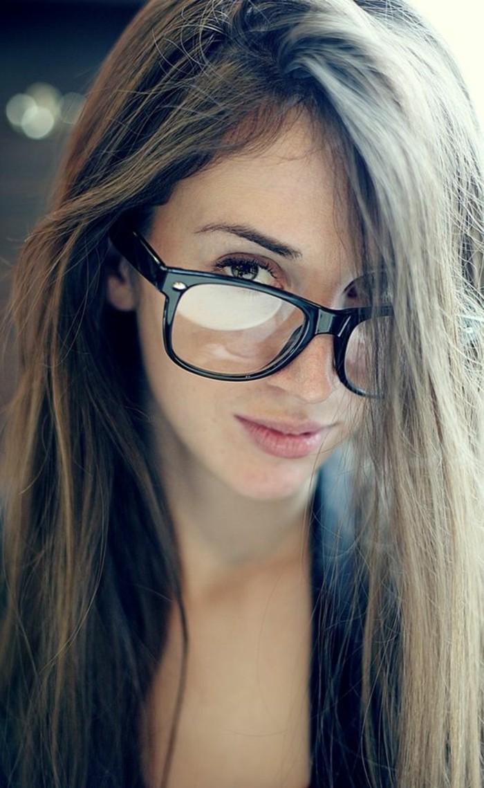 les lunettes sans correction un accessoire top comment. Black Bedroom Furniture Sets. Home Design Ideas