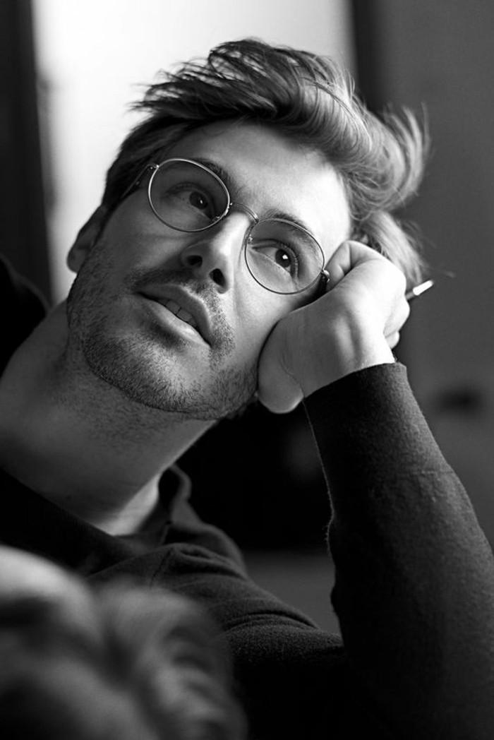modele de monture de lunette pour homme