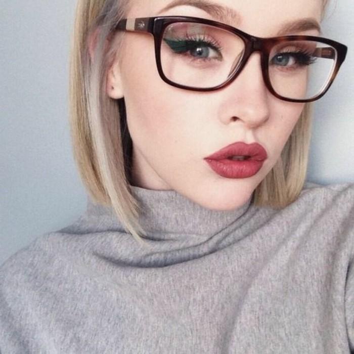32c6e7d405 Les lunettes sans correction un accessoire top! Comment choisir son modèle?