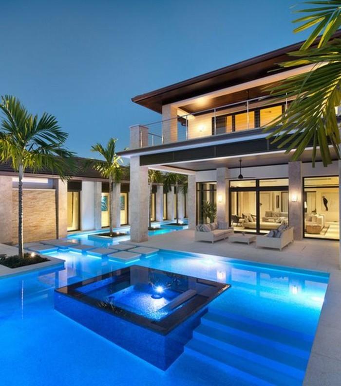 Maison vendre miami on peut s 39 offrir le luxe for Appartement avec piscine montreal