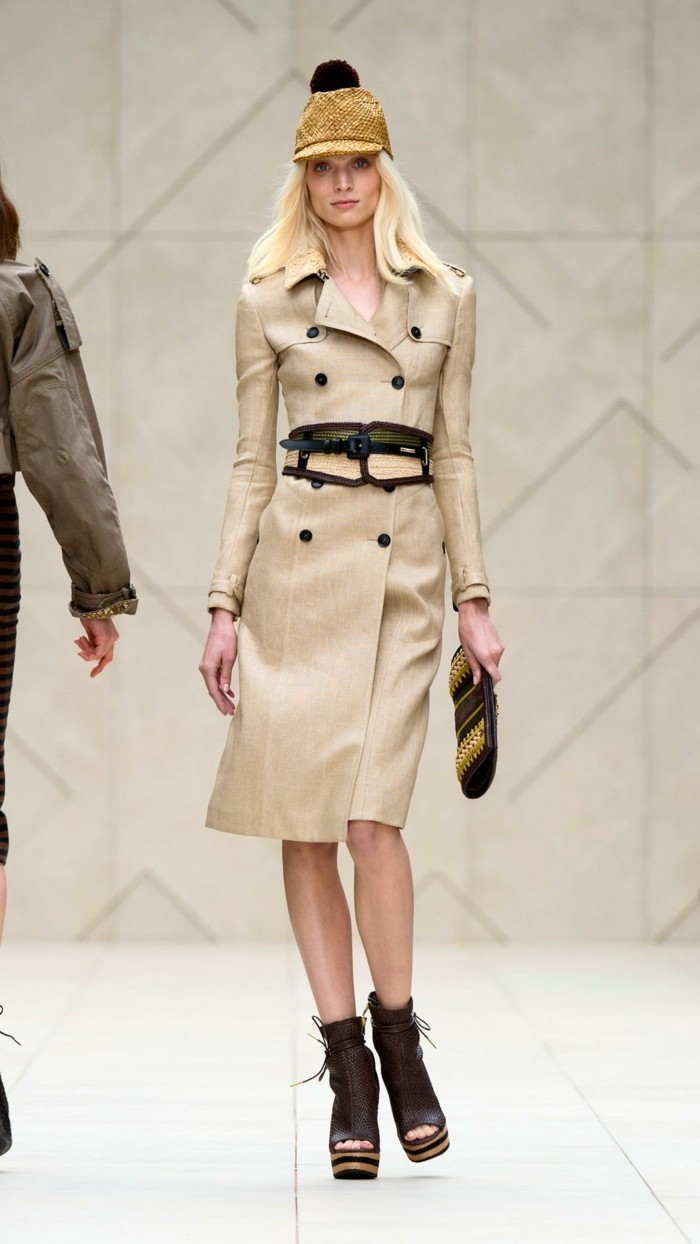 manteau-burberry-trench-femme-trench-long-femme-trench-a-capuche-alée