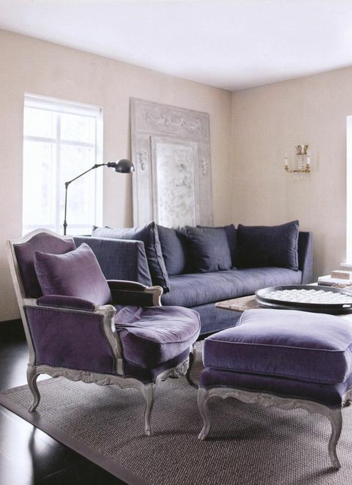 meubles-de-salon-couleur-prune-nuancier-violet-comment-associer-le-violet-dans-l-interieur