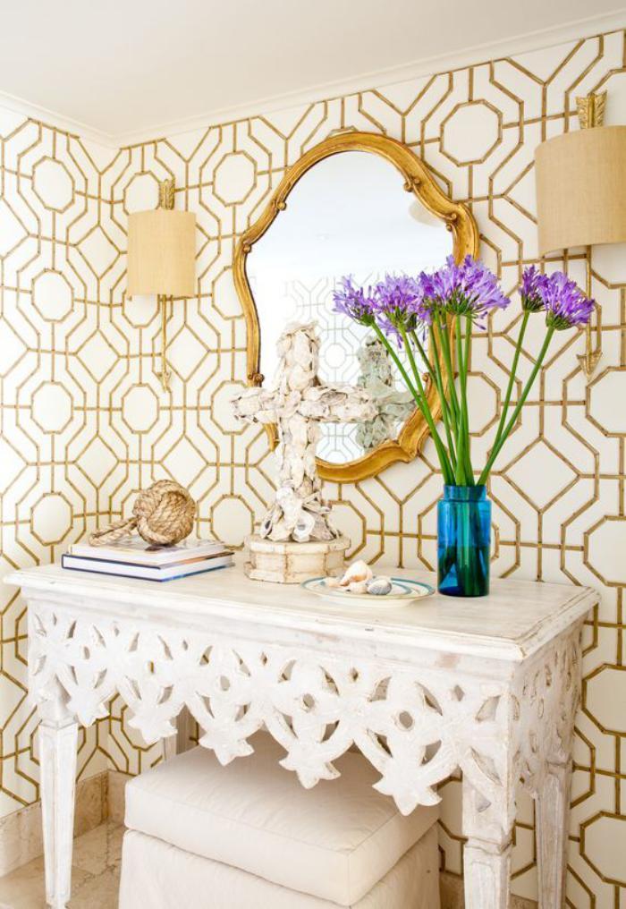 miroir-déco-et-table-coiffeuse-baroque