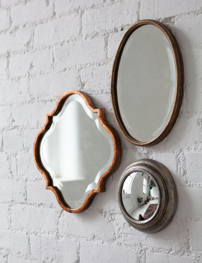 Le miroir dor en 40 photos for Le miroir aux espions