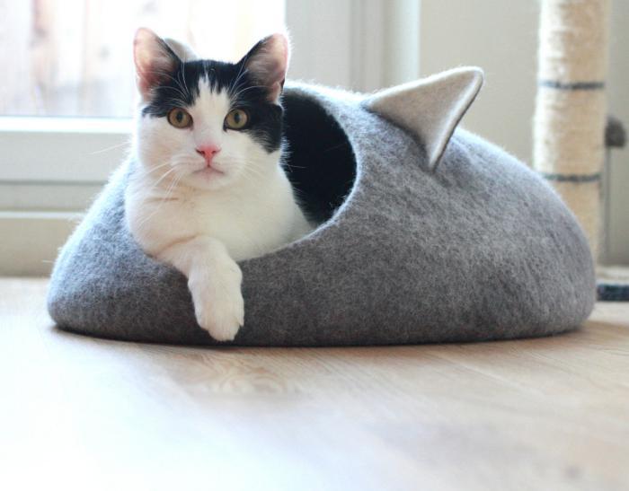 niche-pour-chat-lit-cabane-pour-chat