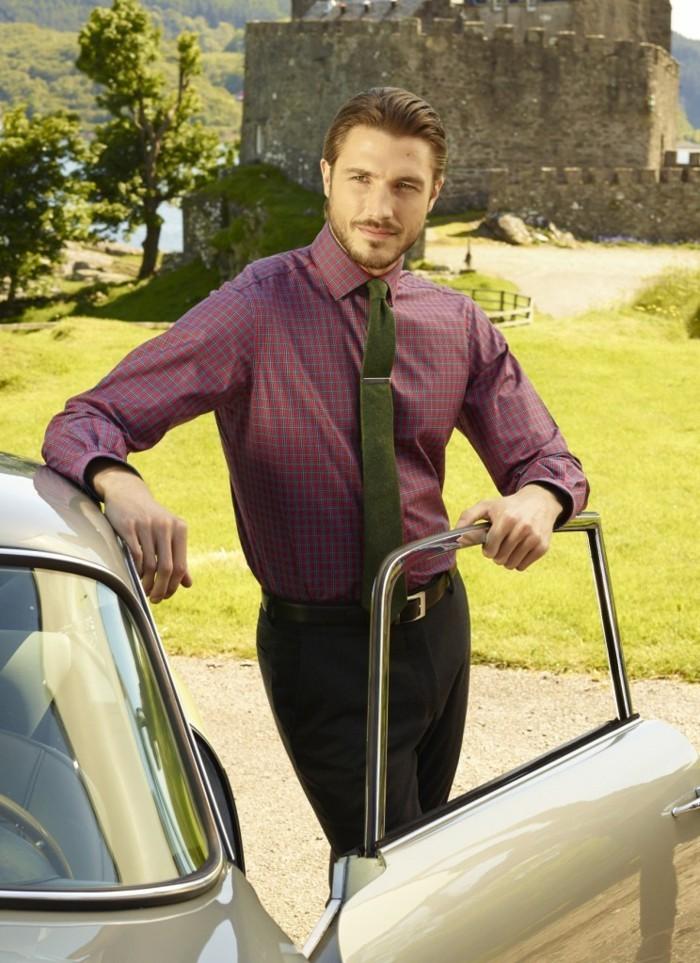 noeud-cravate-windsor-comment-faire-une-cravate-noeud-de-cravate-corail-verte