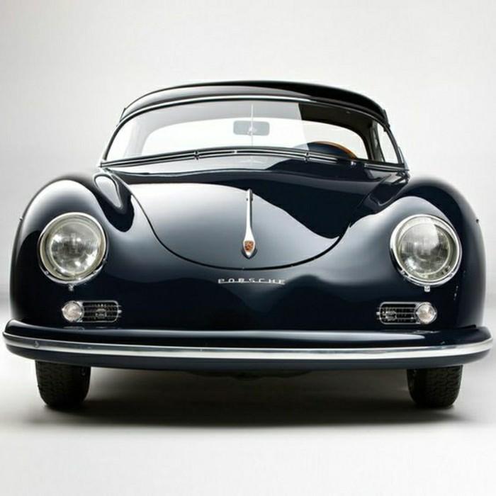 Les V 233 Hicules De Collection Et La Vieille Porsche Des
