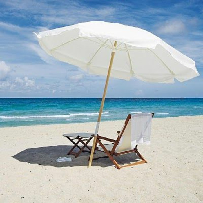 le parasol de plage en 40 photos qui vont vous faire r ver. Black Bedroom Furniture Sets. Home Design Ideas