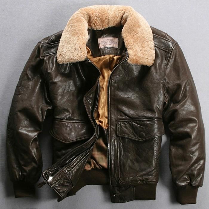 Le blouson cuir homme symbole de masculinit - Chutes de cuir pas cher ...