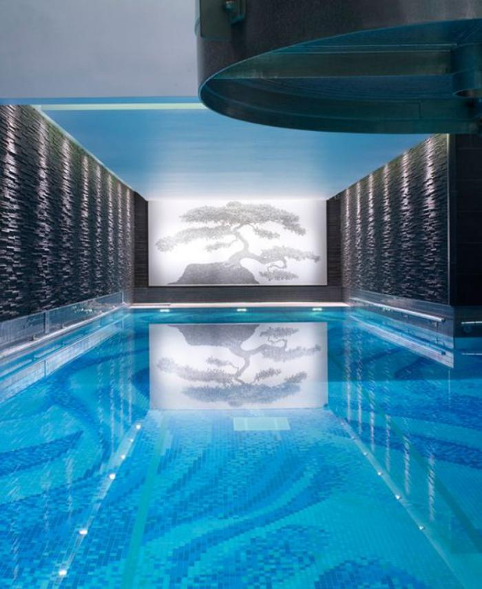 La piscine int rieure un luxe un r ve une installation for Hotel piscine interieur