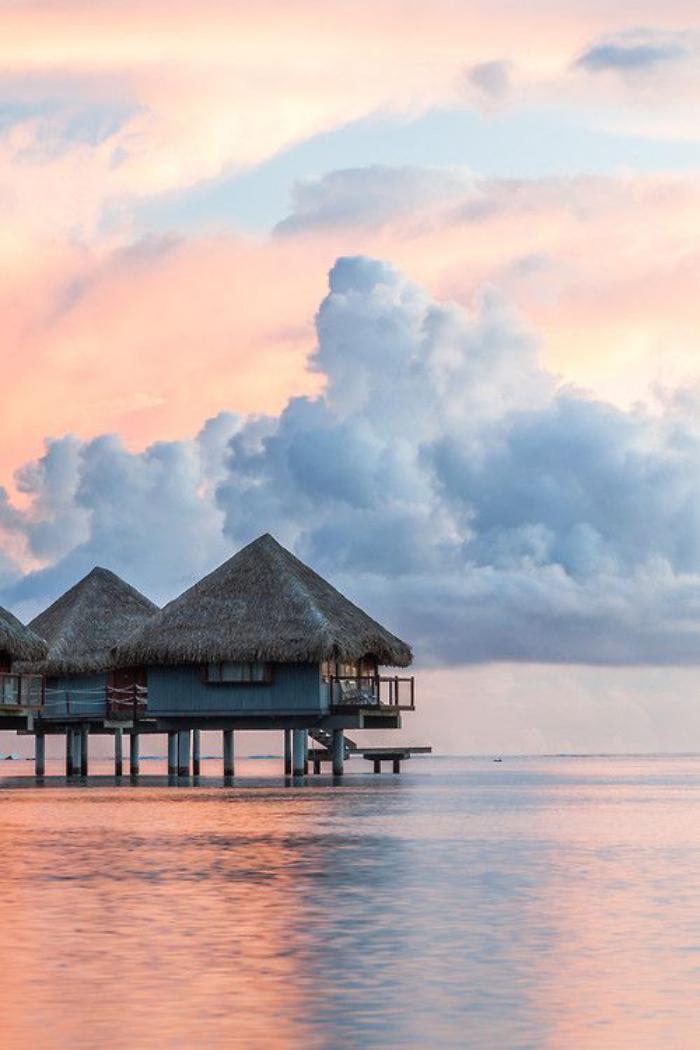 polynésie-française-voyage-bungalows-flottants-Bora-Bora