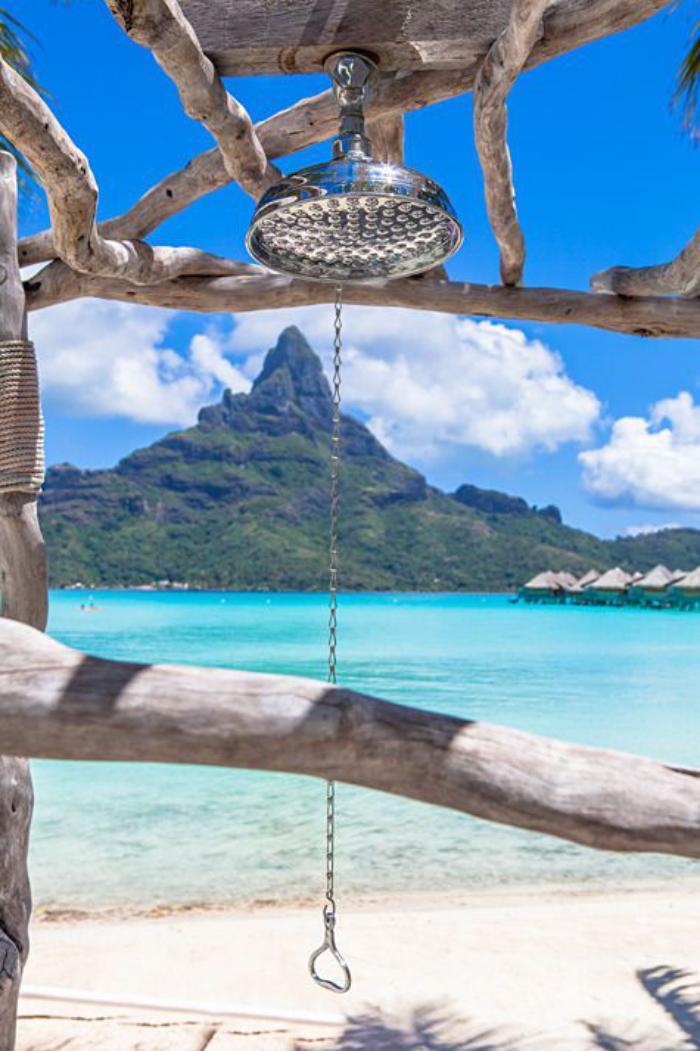 polynésie-française-voyage-une-douche-à-Tahiti