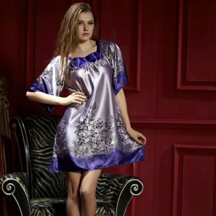 pyjama-femme-kiabi-liquette-de-nuit-femme-chemises-de-nuit-longues-liquette-de-nuit