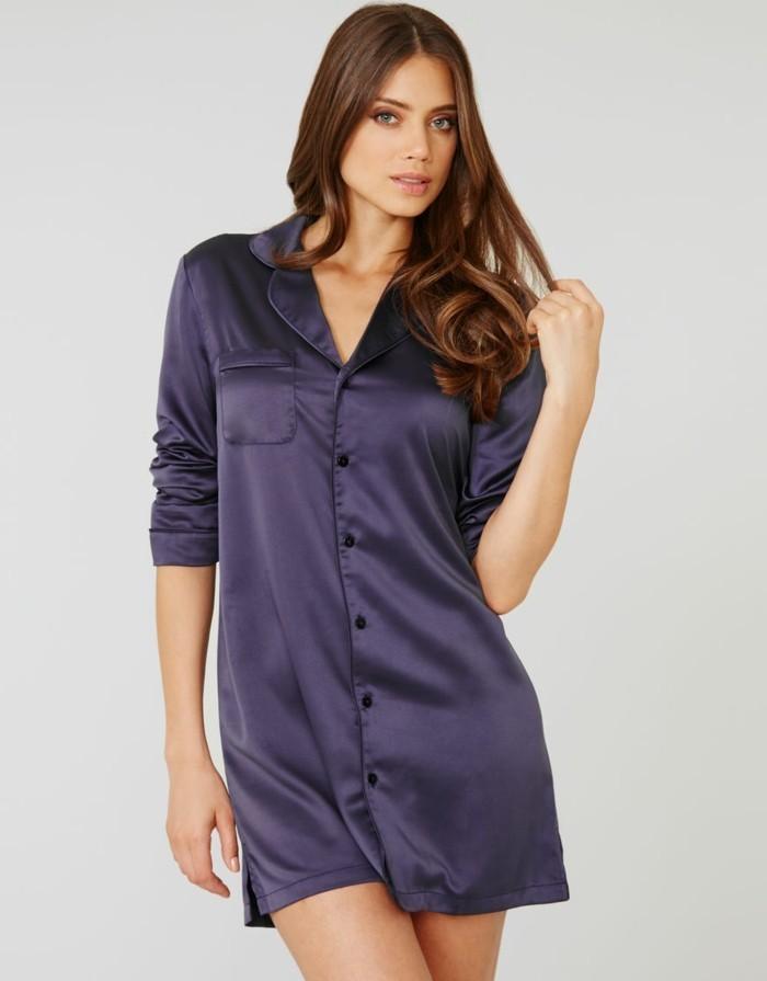pyjama-kiabi-nuisette-en-soie-liquette-de-nuit-femme