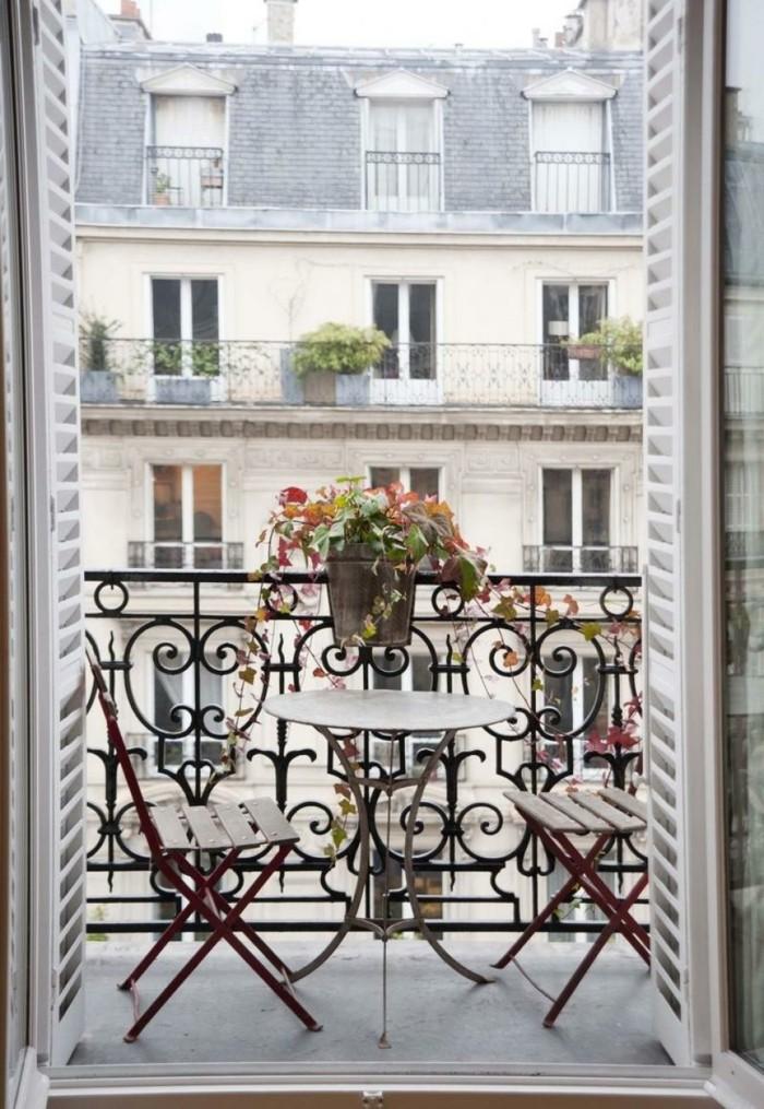 Les meilleures id es comment d corer son balcon - Amenagement balcon paris ...