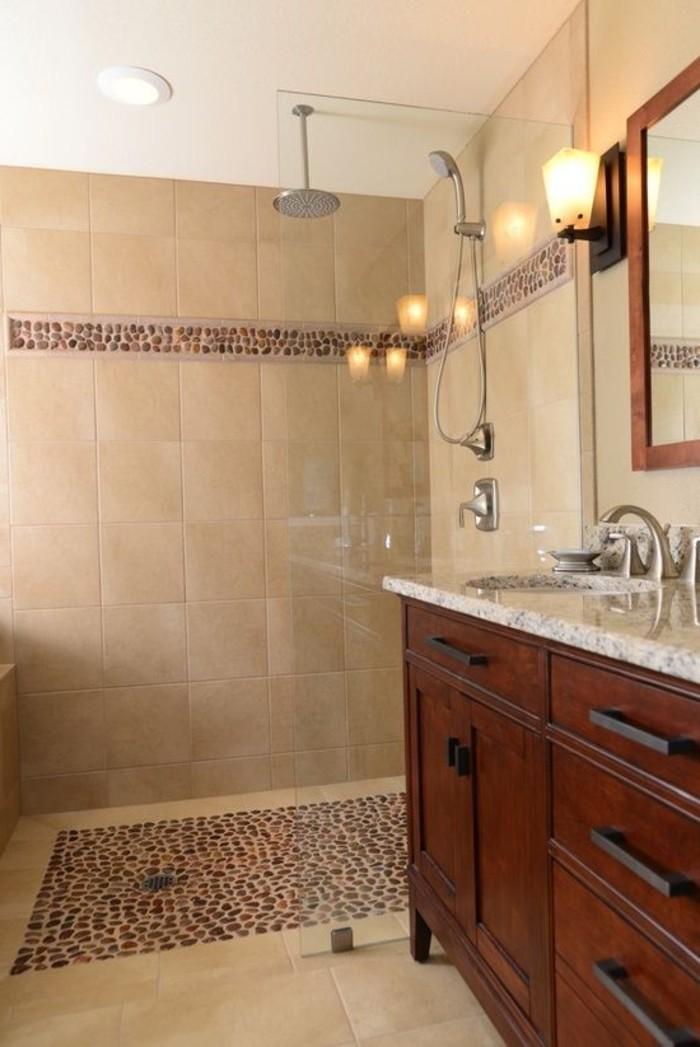 salle de bain avec mosaique les derni res. Black Bedroom Furniture Sets. Home Design Ideas