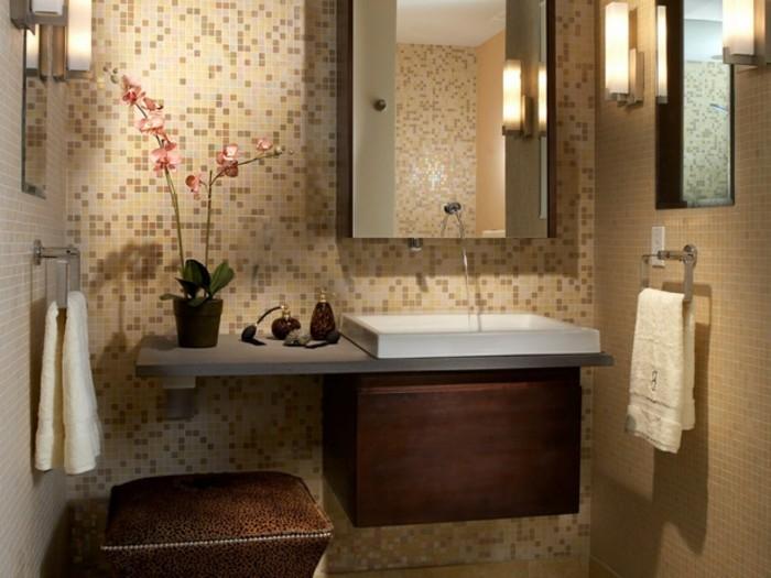 salle de bain orientale design salle de bain orientale mosaique - Salle De Bain Orientale Design