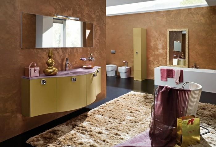 Salle de bain orientale 40 id es inspirants - Modele de salle de bain marocaine ...