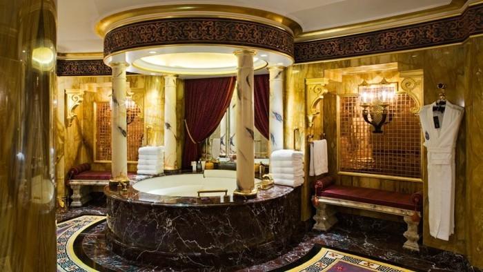 Salle de bain orientale 40 id es inspirants for Bain de paraffine maison