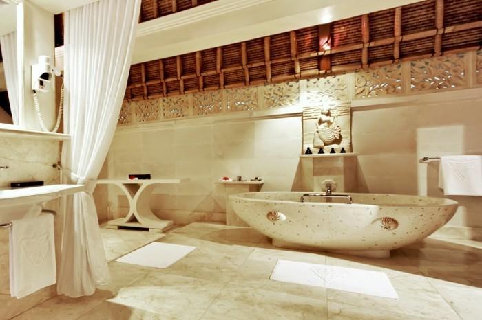 Idee salle de bain orientale avec des id es for Modele de salle de bain marocaine