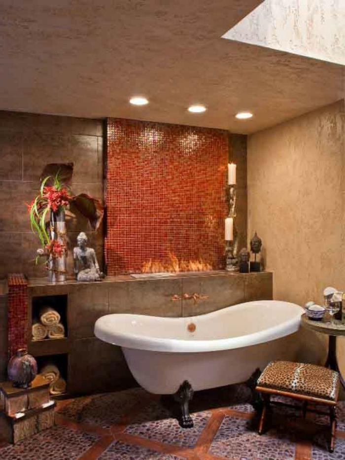 salle de bain orientale 40 ides inspirants