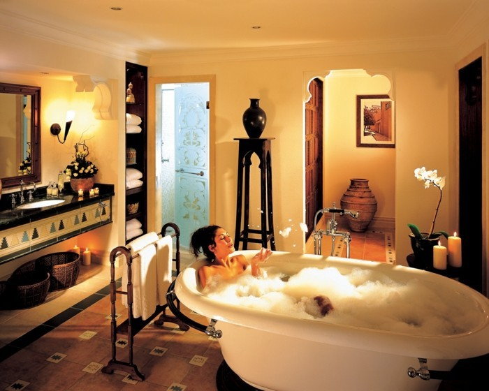 Awesome Salle De Bain Inspiration Orientale Images - Antoniogarcia ...