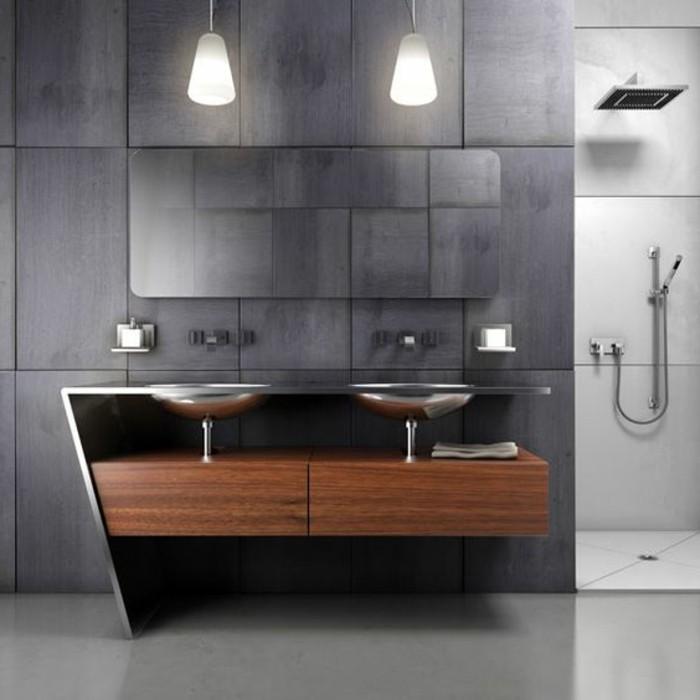 L armoire de toilette quel design choisir et quel mat riau for Armoire salle de bain fly