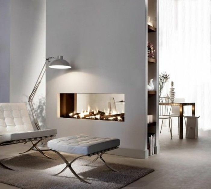 Comment associer les couleurs d 39 int rieur simulateur de peinture gratuit - Interieur gris et blanc ...