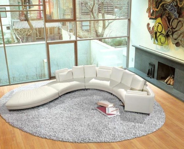 Tapis salon gris clair maison design - Salon gris clair ...