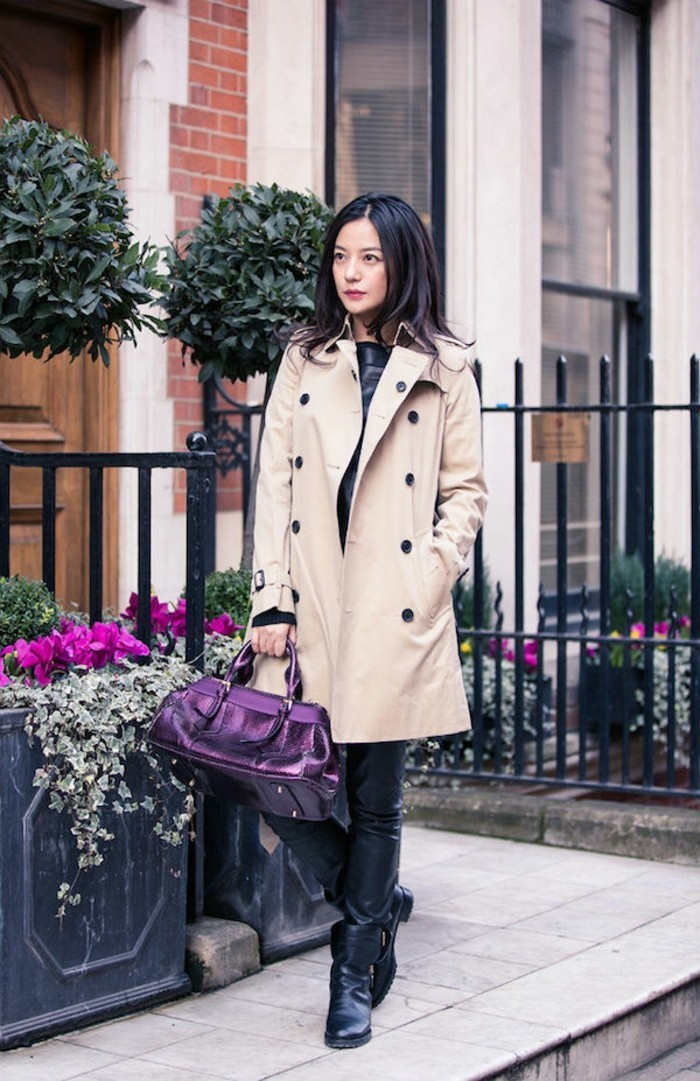 superbe-trench-homme-trench-burberry-trench-fille-trench-camel-sur-la-rue