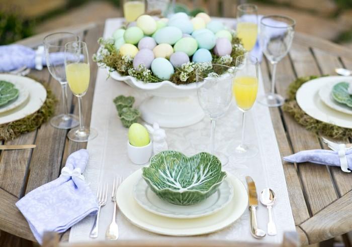 table-bien-amenagee-week-end-de-pâques-activité-paques-creation-pour-paques