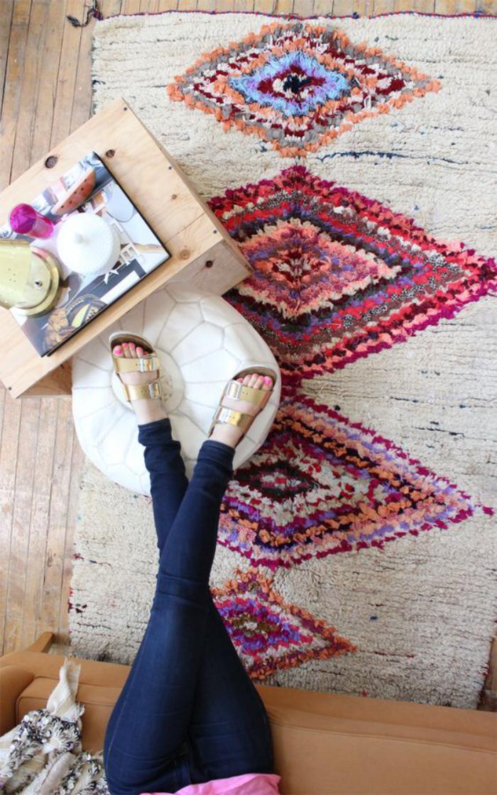 tapis-marocain-chaleur-et-boho-chic-pour-vos-pièces