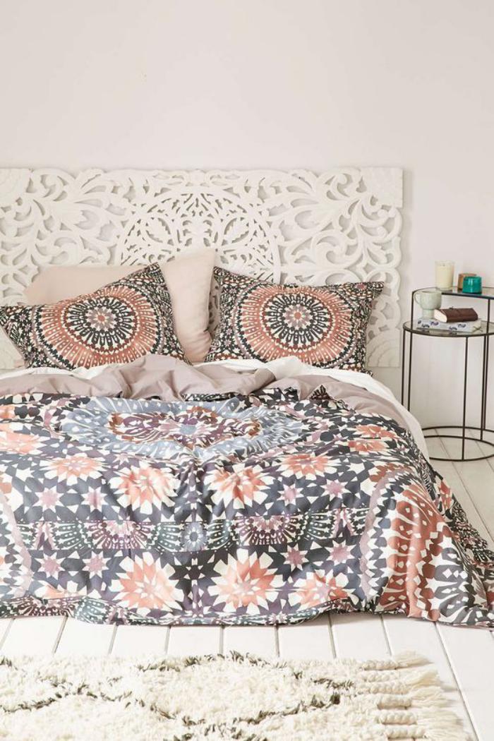tapis-marocain-couettes-de-lit-boho-chic-tapis-berbere